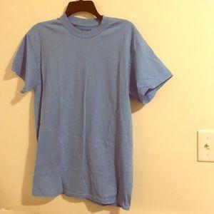 Basic light blue shirt